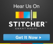 Click for the latest episode on Stitcher